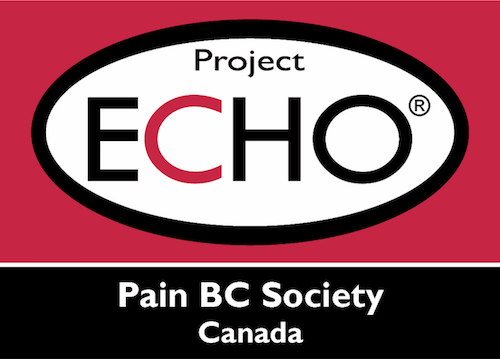 Project Echo Pain BC Society logo