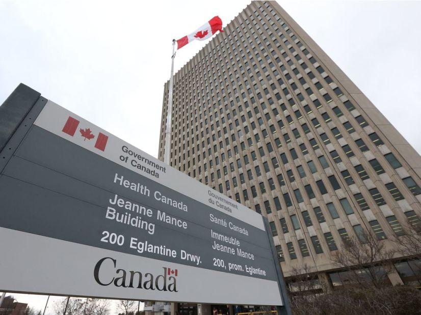 Health Canada Building in Ottawa